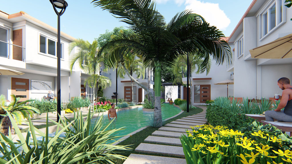 , Holiday home or for investment.